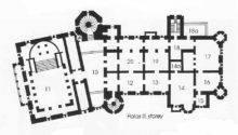 King Bedroom Fourth Floor Plan Castle
