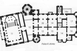King Bedroom Fourth Floor Plan Castle