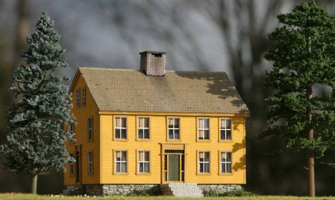 Kit Next Colonial Georgian Home Colchester Connecticut