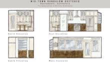 Kitchen Design Designs Floor Plans