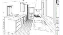 Kitchen Design Idea Layout