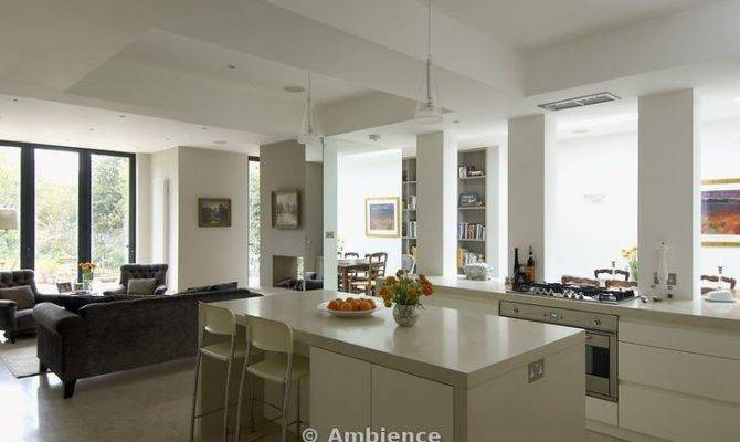 Kitchen Dining Living Richmond Park Road Extension