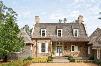 Lake House Alabama Named Best New Home Hooked Houses