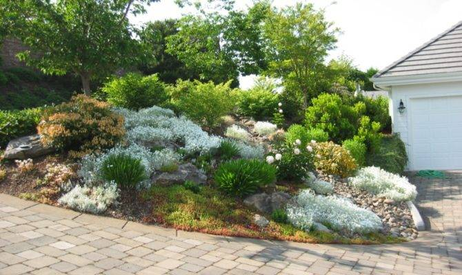 Landscaping Rocks Backyard Rock Garden Ideas
