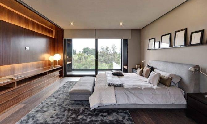 Large Modern Bedroom Design Interior Ideas