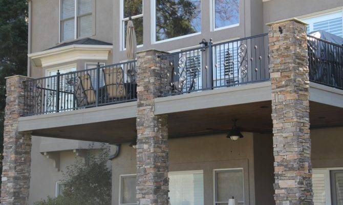 Latest Modern Homes Wrought Iron Balcony Railing Designs Ideas