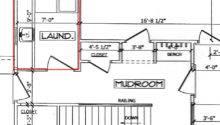 Laundry Floorplan