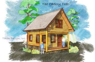 Less Taron Design Inc Log Home Plans