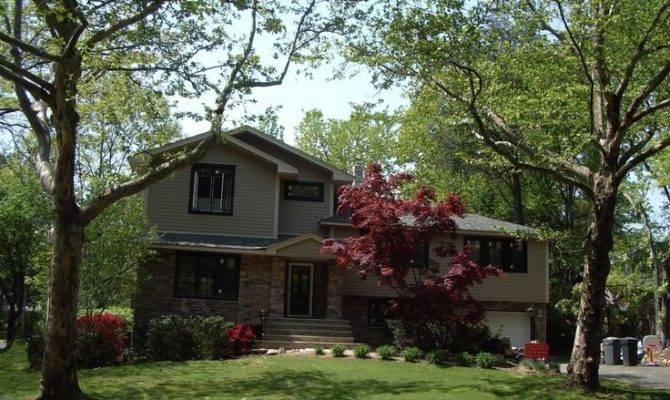 Level Addition Exterior Design Style Split Home