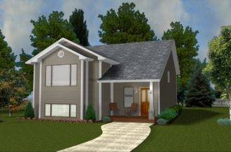 Level Home Plans Garage Edesigns