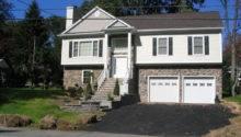 Level Home Plans Garage Pin Pinterest