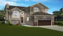 Level House Plans Garage Edesignsplans