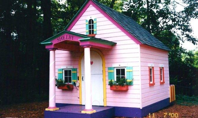 Lilliput Play Homes Custom Children Playhouses Blog