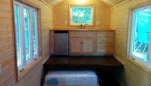 Loft Less Tiny House Design Home Builders