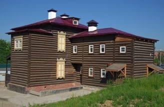Log Cabins Homes