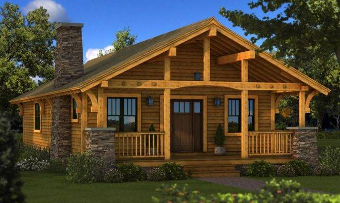 Log Home Cabin Plans Homes Logs Cabins