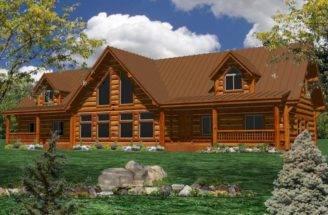 Log Home Plans Basement Furnitureplans