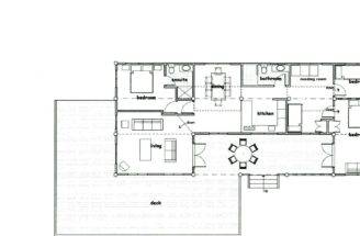 Long House Plans Floor Plan