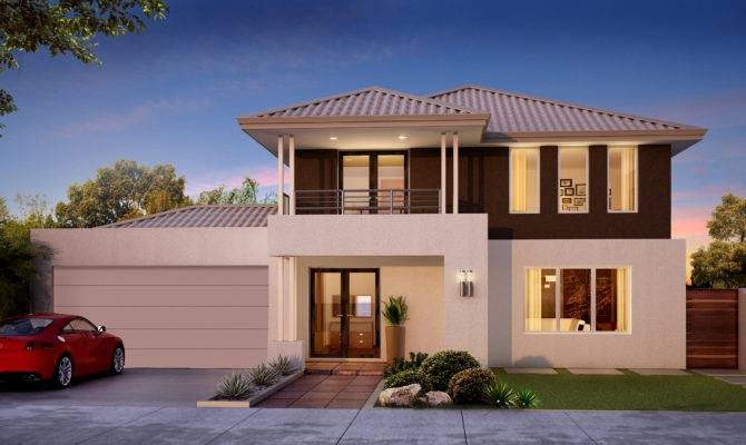 22 Artistic Narrow Lot 2 Storey Homes Perth Home Plans