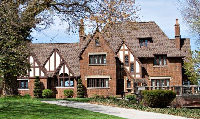 Love Most Tudor Style Homes