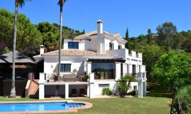 Luxury Andalusian Style Villa Sale Zagaleta Marbella