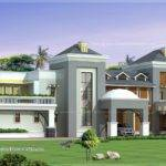Luxury House Plan Kerala Home Design Floor Plans
