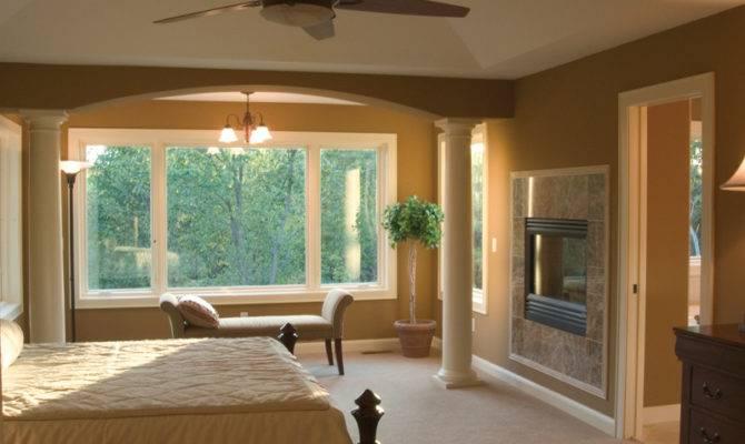 Luxury House Plan Master Bedroom Plans