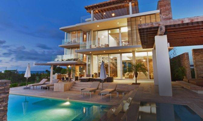 Luxury Houses Design Awesome Most