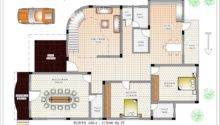 Luxury Indian Home Design House Plan Kerala