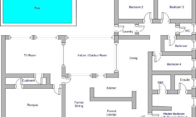 Luxury Indoor Pools Loudnice House Plans Pool Plan