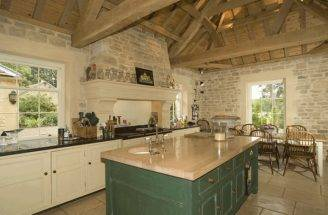 Luxury Kitchen Country House Design