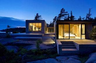 Luxury Modern Home Best Architectures Design Idea Shift Cottage