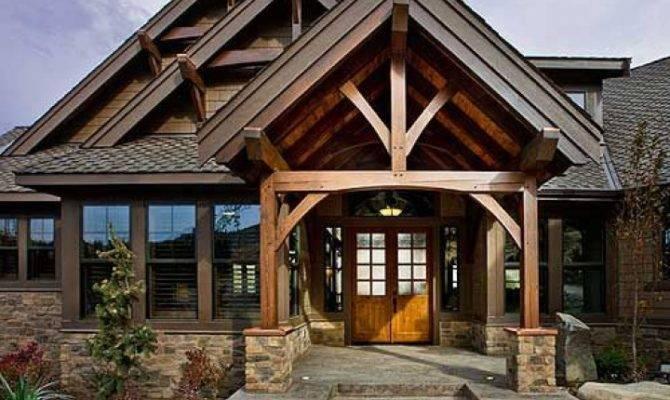 Luxury Premium Collection Craftsman House Plans Home Designs