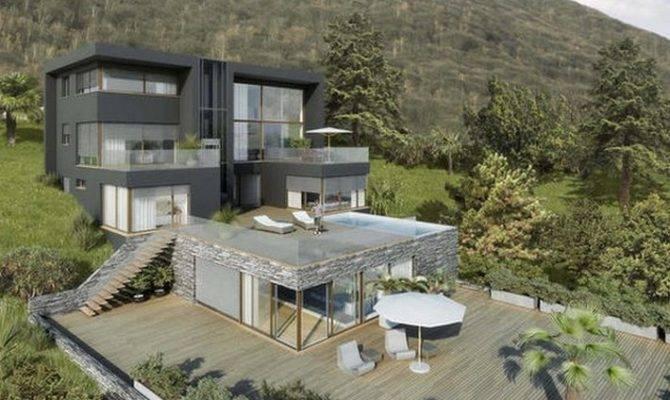 Luxury Switzerland World Most Expensive House Hyper