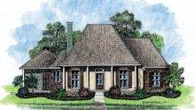 Madison Acadian House Plans Louisiana