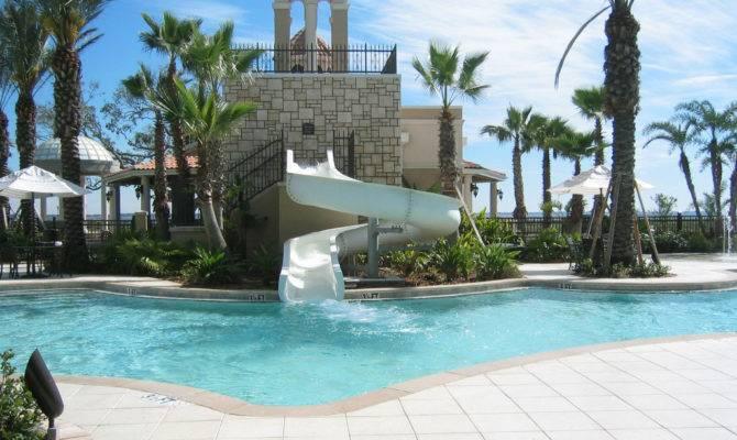 Mansion Pool Excellent Design