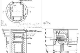 Masonry Chimney Construction Details Heatkit Html Bakeov