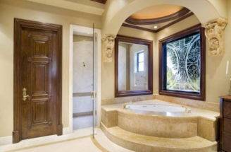 Master Bath Floor Plans Luxurious Design
