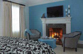 Master Bedroom Fireplace Fireplaces Pinterest
