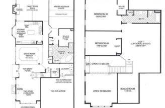 Master Bedroom Suite Floor Plans Home Design