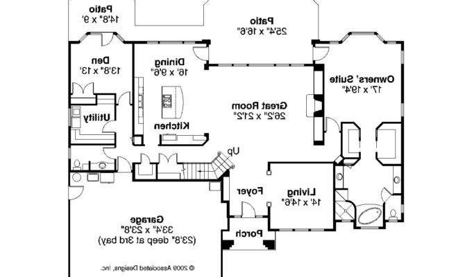 Mediterranean House Plans Corsica Associated Designs