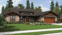 Meriwether Craftsman Ranch House Plan Stunning Amenities
