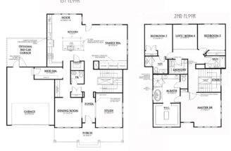 Mesa Verde Floorplan