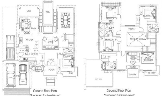House Plans Miami House Plans