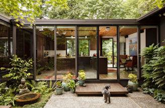 Mid Century Modern Home Design Plans Decor Builders Designs