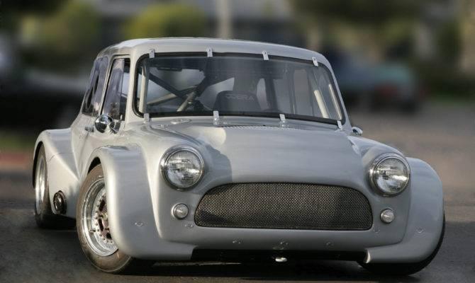 Mid Engine Home Built Cars Plans
