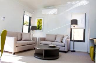 Miihome Bedroom Duplex Type Modular Steel Kit Homes