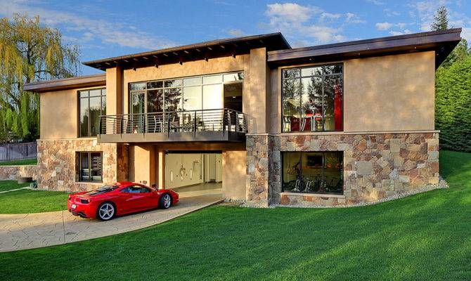 Million Bedroom Bathroom House Car Garage Ideal