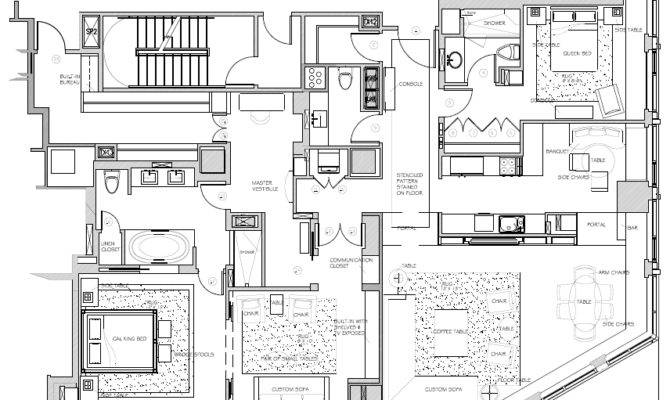 Million Dollar Plus Remodel Multi Floor Plan