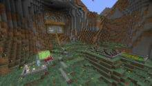 Minecraft Mountain Side House Base Related Keywords